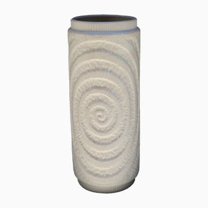 Deutsche Biskuitporzellan Vase, 1970er