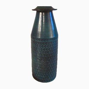 Vase en Grès par Stig Lindberg pour Gustavsberg, 1967