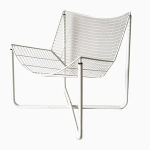 Jarpen Wire Chair by Niels Gammelgaard for Ikea, 1983
