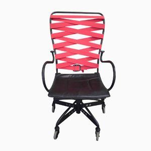 Canasta Desk Chair by Heron Paragi, 1989
