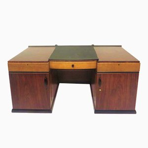 Art Deco Desk by Paul Bromberg for Pander & Zn., 1930s