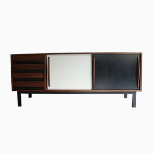 French Cansado Sideboard by Charlotte Perriand for Steph Simon, 1958