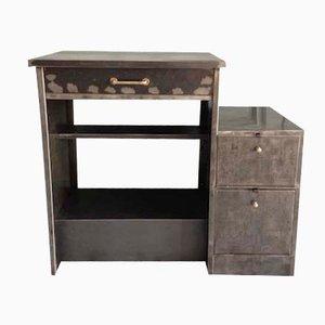 Industrieller Schreibtisch von Ronéo, 1930er