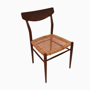 Danish Walnut Chair, 1960s