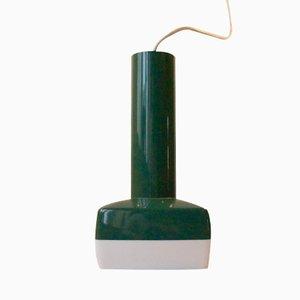 Lampe à Suspension Cubis par Bent Karlby pour A. Schroder Kemi, 1970s