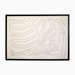 Mapa del London Ordnance Survey, 1937