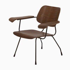Modell 8000 Armlehnstuhl von Tjerk Reijenga für Pilastro, 1960er