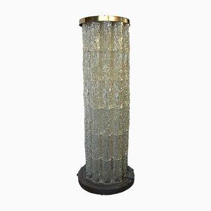 Lámpara de pie italiana antigua