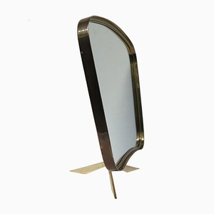 German Tripod Table Mirror from Münchner Zierspiegel, 1950s