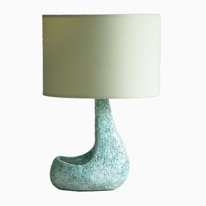 Mid-Century French Free Form Biomorphic Table Lamp, 1950s
