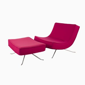 French Pop Easy Lounge Chair by Christian Werner for Ligne Roset