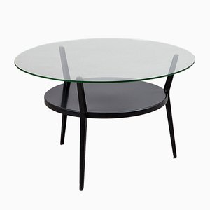 Dutch Rotonde Coffee Table by Friso Kramer for Ahrend de Cirkel, 1959