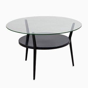 Tavolino da caffè rotondo di Friso Kramer per Ahrend de Cirkel, Paesi Bassi, 1959