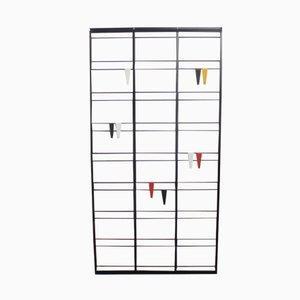 Perchero Note Ladder de Tjerk Reijenga para Pilastro, años 50