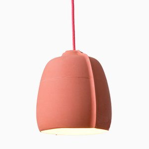 Claude Pendant Light (Coral) by Annika Frye