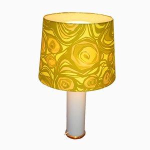 Lámpara de mesa sueca de Uno & Osten Kristiansson para Luxus, años 60