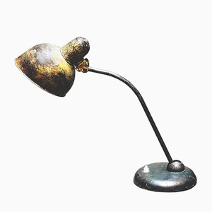 Model 6551 Bauhaus Lamp by Christian Dell for Idell Kaiser, 1930s