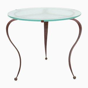 Table d'Appoint Vintage par René Drouet