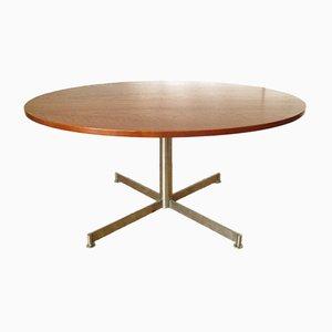 Tavolino da caffè regolabile, anni '70