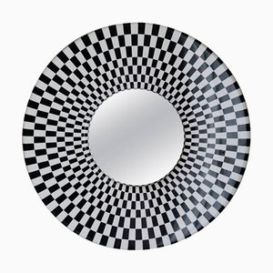 Convex Mirror from Atelier Fornasetti, 2003