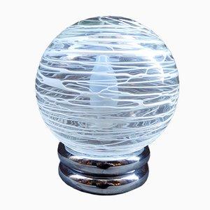 Lámpara de mesa era espacial, años 70