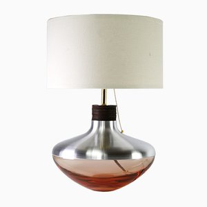 M1 Peach Aluminum Museum Lamp by Utopia & Utility