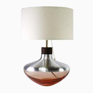 Pfirsichfarbene M1 Museum Lampe aus Aluminium von Utopia & Utility