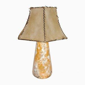 Lámpara vintage de cerámica de Arabia