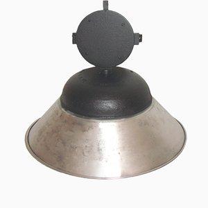 Lampada IP-55 vintage industriale di Polam Wilkasy