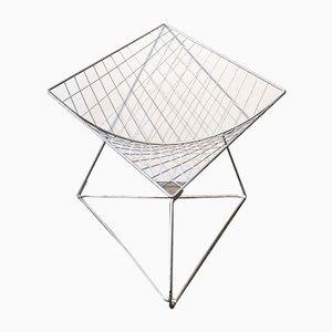 Chaise par Niels Gammelgaard pour Ikea, 1986