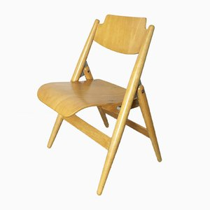 SE18 Children's Chair by Egon Eiermann for Wilde & Spieth, 1960s