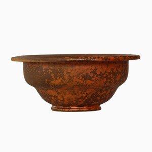 Cuenco vintage de cerámica de Kähler