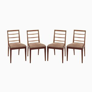Mid-Century Teak Dining Chairs from A.H. McIntosh, 1970s, Set of 4