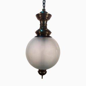 Lámpara colgante Ls1 de Luigi Caccia Dominioni para Azucena, años 50