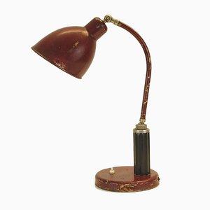 Lampada da scrivania Molitor Grapholux vintage di Christian Dell per Molitor Zweckleuchten