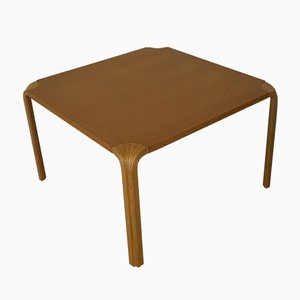 Vintage Fan Leg Coffee Table by Alvar Aalto for Artek