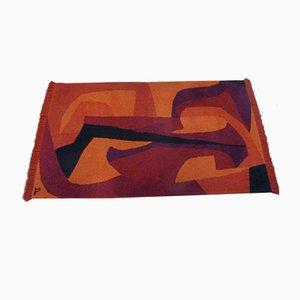 Tappeto grande vintage di Diaz per The Anglo-American Carpet Company