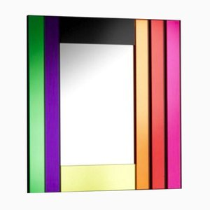 Vintage Dioniso No. 3 Mirror by Ettore Sottsass for Glas