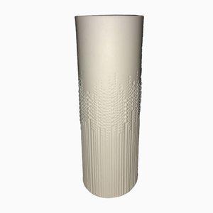 Vase Mid-Century en Porcelaine par Tapiola Wirkkala pour Rosenthal, 1960s