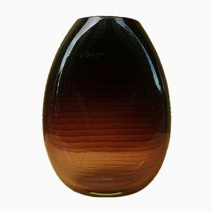 Vase en Verre Signé Murano