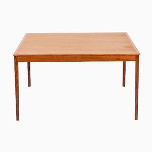 Table Basse Mid-Century en Palissandre par Ole Wanscher pour A.J. Iversen