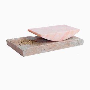 Heikō Stone & Marble Pepper Crusher by Laetitia De Allegri and Matteo Fogale