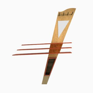 Coat Rack by Ettore Sottsass and Marco Zanini for Franz Leitner