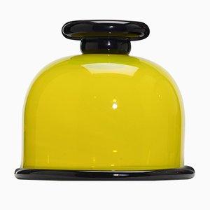 Moceniga Murano Glass Vase by Ettore Sottsass for Vistosi, 1977