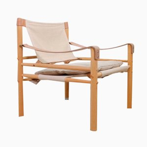 Easy Chair Sirocco par Arne Norell pour Arne Norell AB