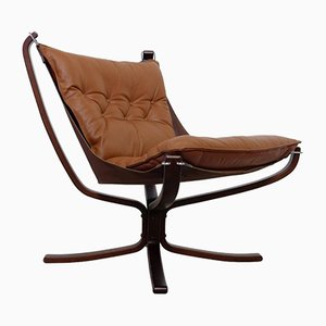 Falcon Chair par Sigurd Ressell, 1970s