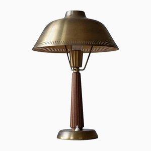 Lámpara de mesa sueca de Hans Bergström para ASEA, años 50