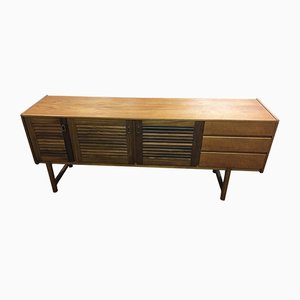 Mid-Century British Rosewood Credenza by A.H. McIntosh