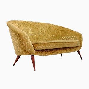 Schwedisches Vintage Tellus Sofa von Folke Jansson für S.M Wincrantz