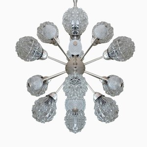 Sputnik Chandelier by Richard Essig, 1970s